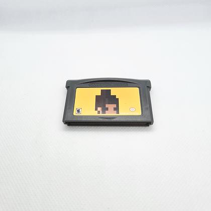 Gameboy Advance Logo Cart