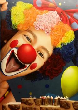 Detailansicht Bühnengestaltung Carneval Zerbst