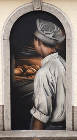 Bäckerei Vogel Bernsbach/Erzgebirge