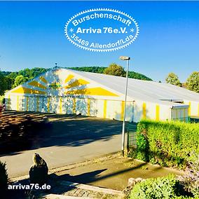 Burschenschaft Arriva 76 e.V.- Kirmeszelt