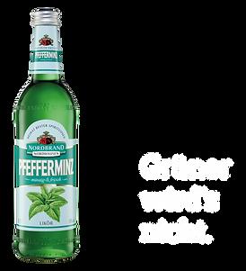 Nordhauser-Pfefferminzliko-Ausschank bei Arriva 76 e.V.