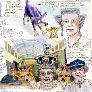 queen's hats