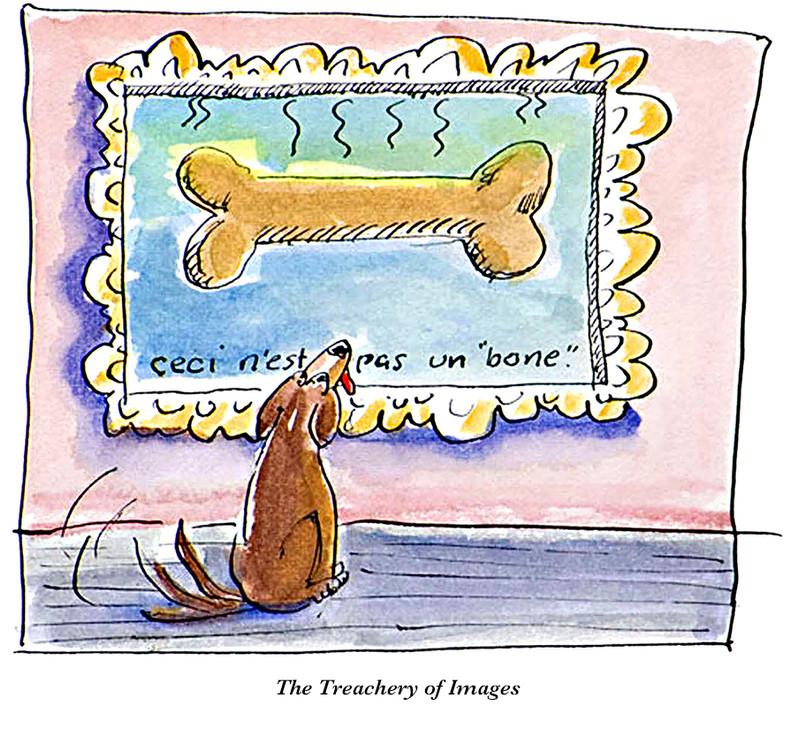 The Treachery of Images