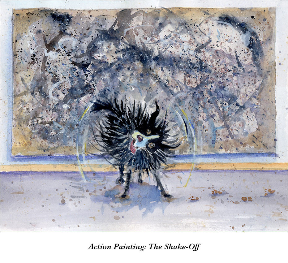 Action Painting_ The Shake-Off