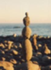 Familieopstellingen -een nieuwe balans vinden net zoals de stenen