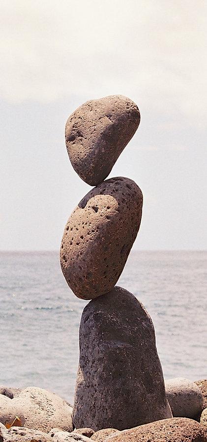 Je eigen familieopstelling gaat je helpen om een beter evenwicht te vinden net zoals de stenen