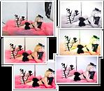 ポールダンス教室FunnyTips東京秋葉原のポールダンス教室のアーティスト写真撮影(アー写)は、画像処理も対応