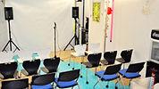 秋葉原レンタルスペース東京では、セミナー会場・講習会会場として利用できます。