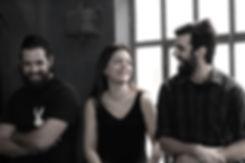 Void Era Band Studio Photo
