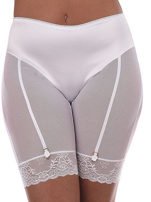 Bloomin Sexy Classic Shorts – White