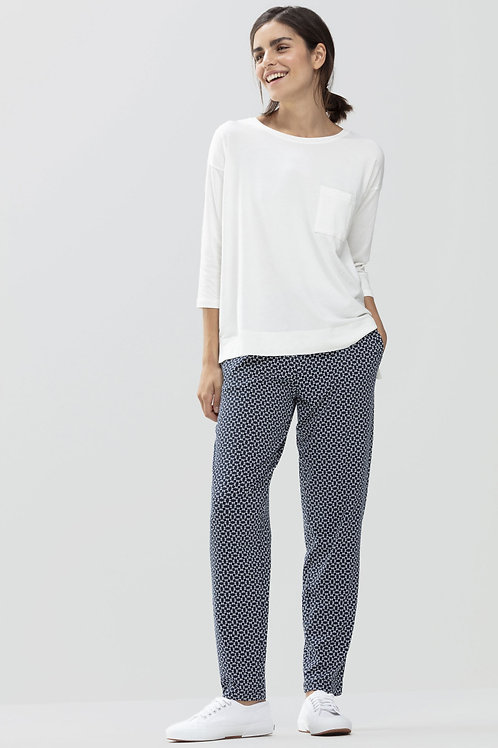 Modal 3/4 Sleeve Top - Secco