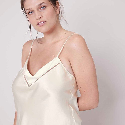 Simone Pérèle Nocturne Silk Top - Various colours
