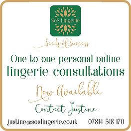 SoS Lingerie Consultations
