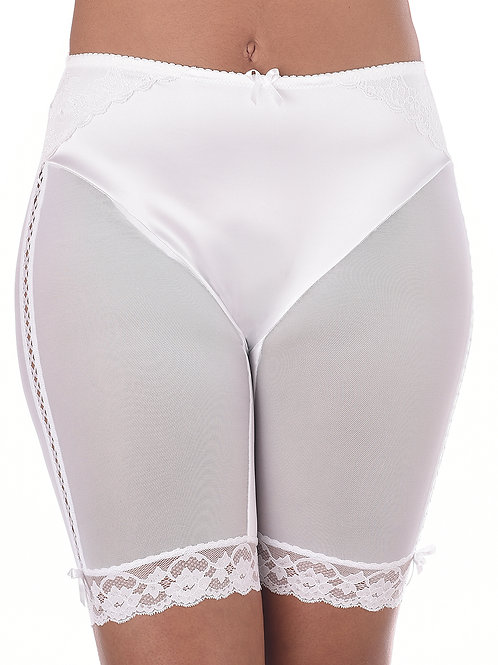 Bloomin Sexy Vintage Shorts – White
