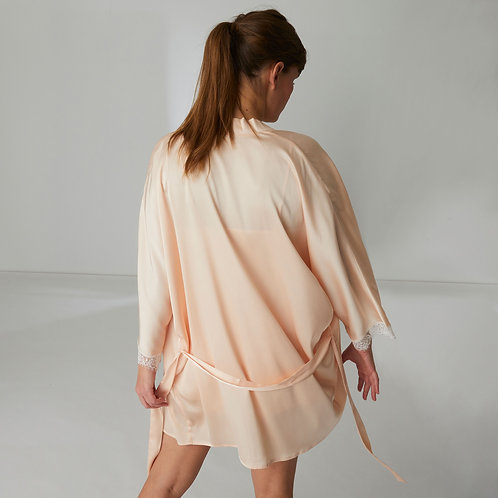 Simone Pérèle Satin Secrets Kimono - Various colours