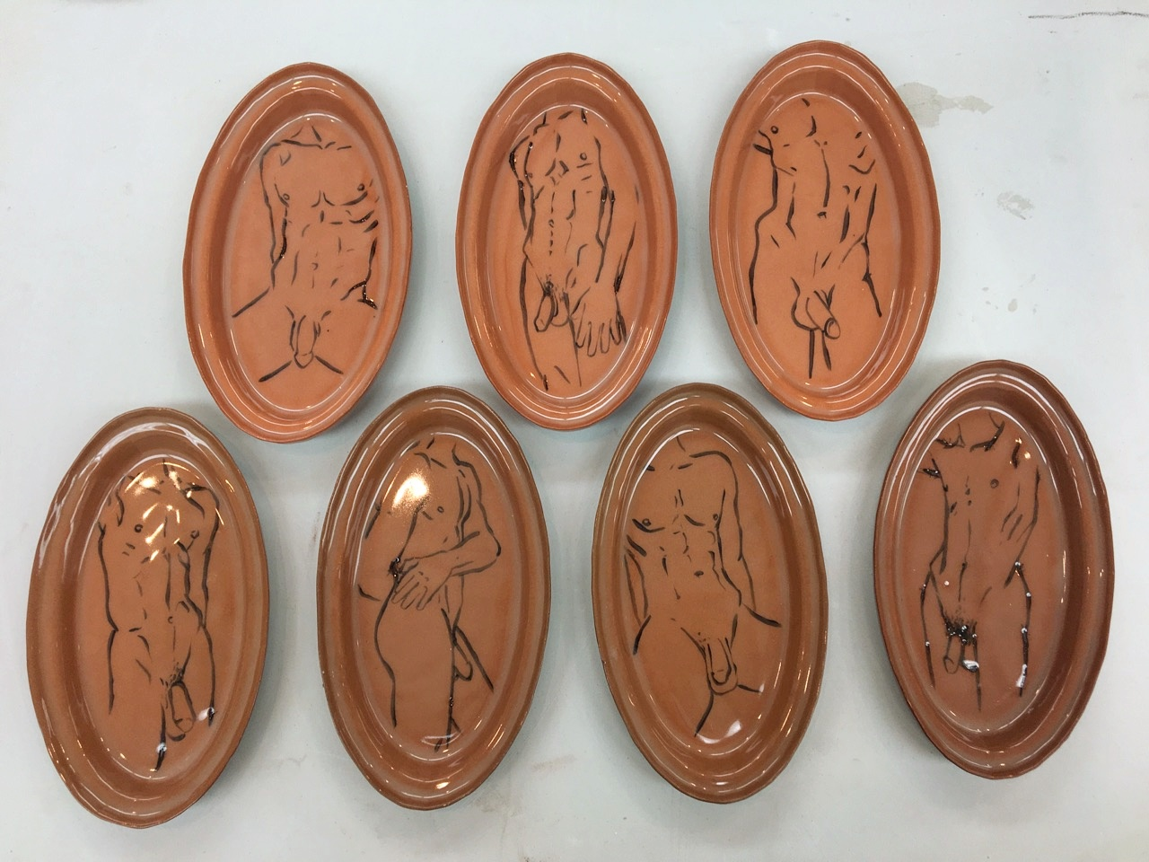 Terracotta Trays