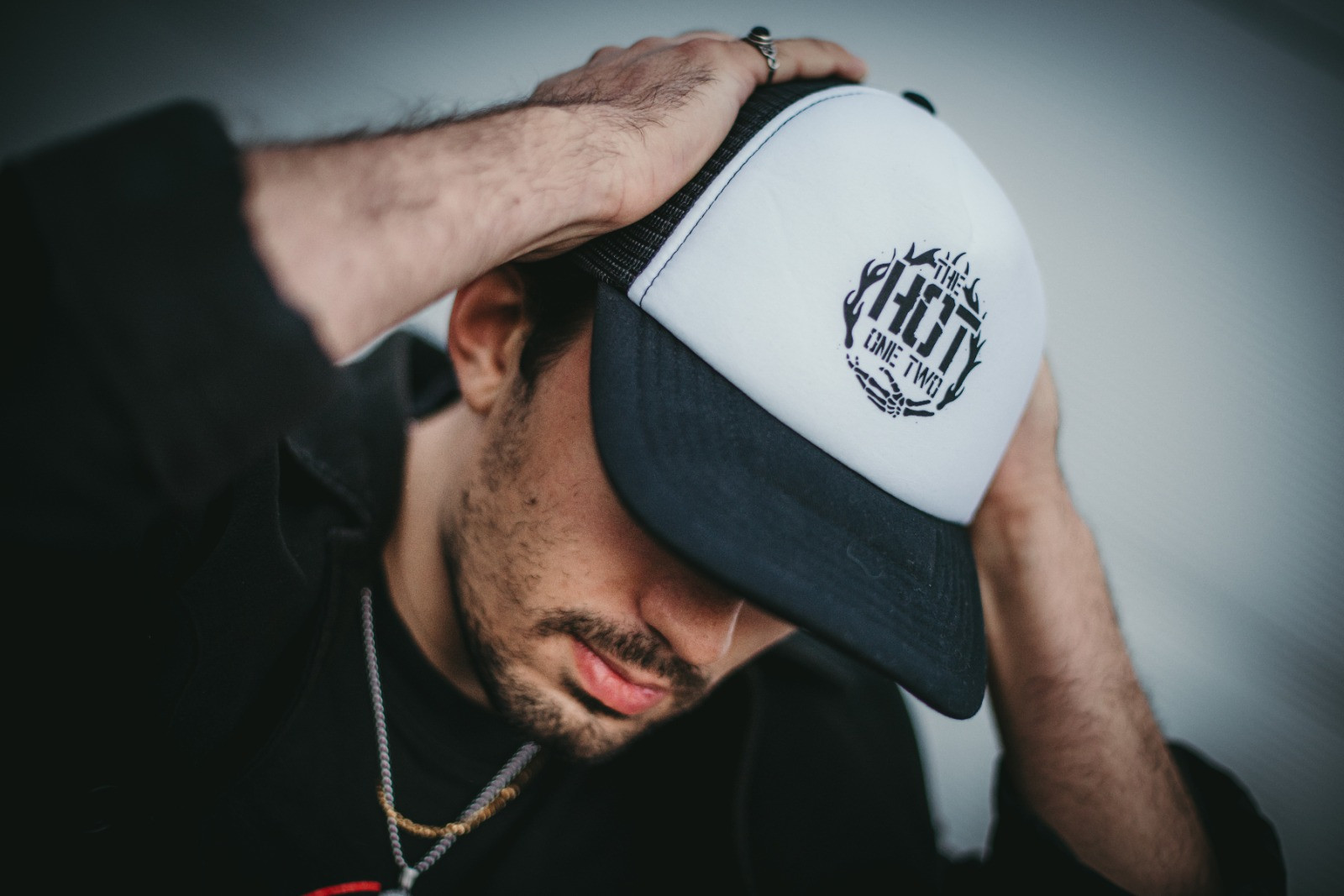 The Hot One Two Trucker Hat