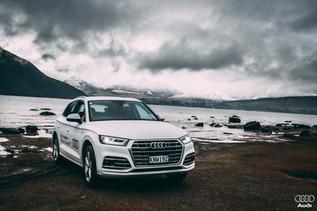 Audi x New Zealand Winter Games