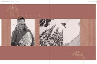 Golden Ride x Jamie Anderson