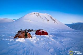 Arctic Camping