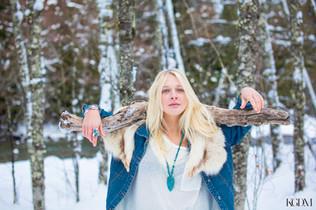 Turquoise Kingdom x Rustic Winter
