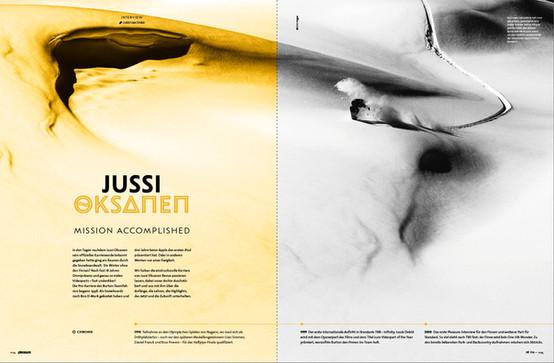 Pleasure Mag x Jussi Oksanen