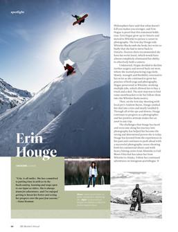 Snowboard Canada x Interview