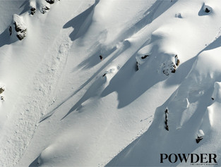 Lost Valley X Powder