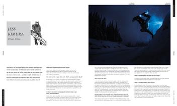 Snowboard Mag x Jess Kimura
