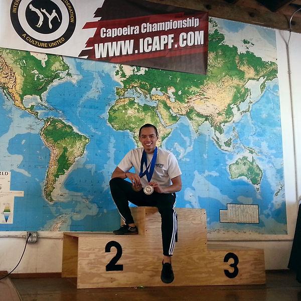 International Capoeira Federation