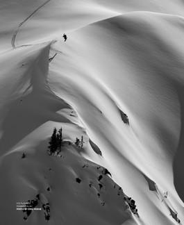 Forecast Ski Mag  x  Kye Petersen