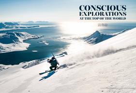 Conscious Exploration  x  Svalbard