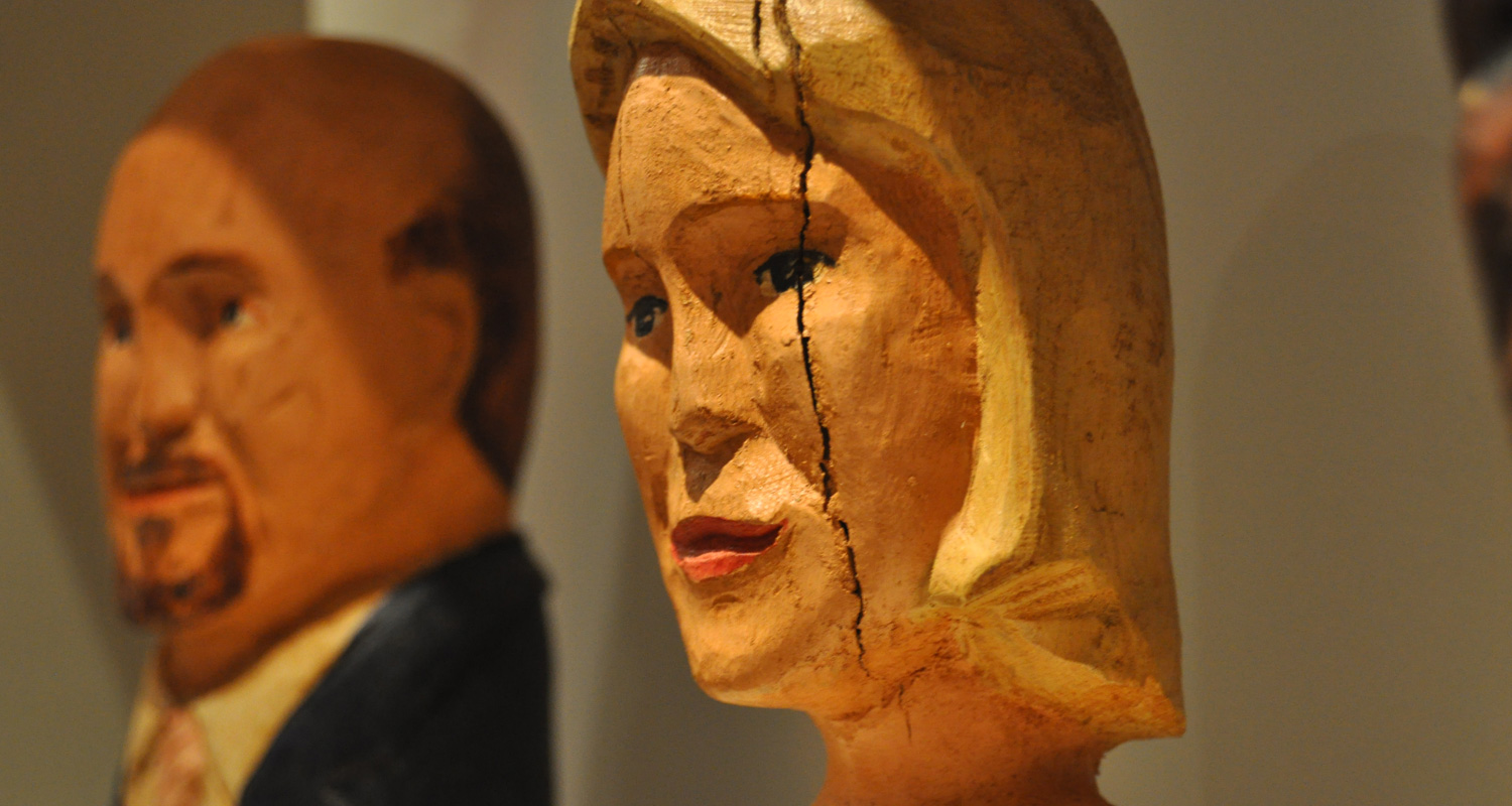 Sculpture Michel Suppes