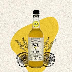 yuzu cocktail mixer