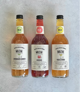 organic cocktail mixers