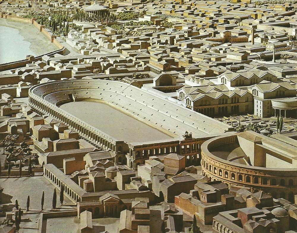 campo de marte na roma antiga