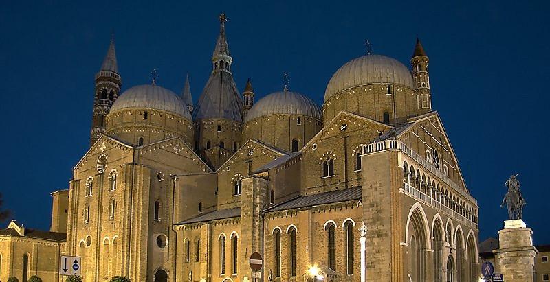 Padova: um misto de fé e ciência