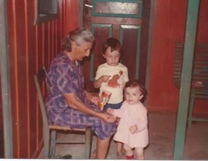 Foto do álbum da família Formentin