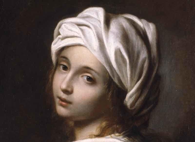 Retrato de Beatrice Cenci