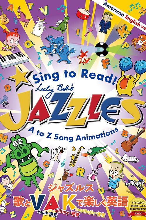 Jazzles/ジャズルス 歌とVAKでたのしく英語