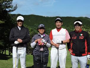 茶臼山GC 5月競技報告