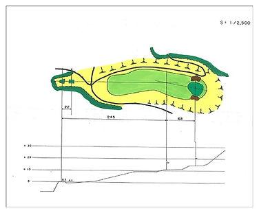 茶臼山ゴルフ倶楽部 7番ホール