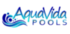 AquaVida Pools Logo