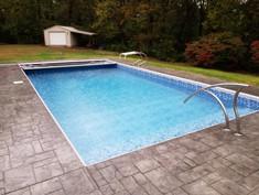 Hennessey Pool