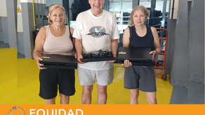 """DONACIÓN CENTRO DE JUBILADOS """"CASA FELIZ"""""""