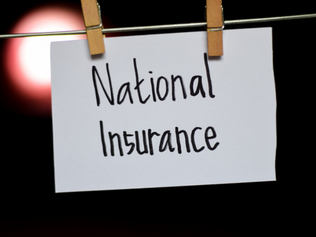 National Insurance: rates and thresholds for 21/22