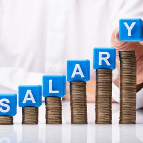 Tax-optimal salary for 2021/22