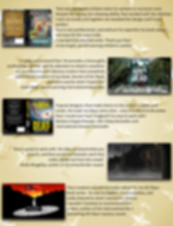 Testimonials for Inky Cover Design and Animation