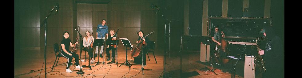 String Quartet Jazz Studio Greg Andersen
