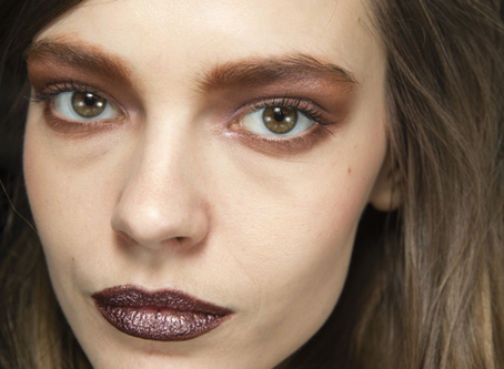 Fashion Week Winter 2014/15: Haar und Make up Trends